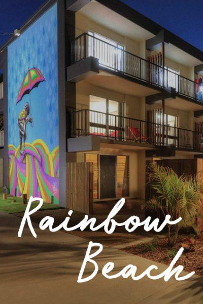 Rainbow beach hostel