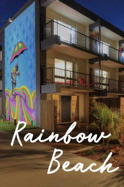 Rainbow beach hostel